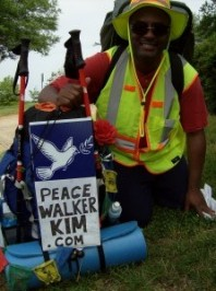 peacewalk kim
