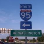 80 miles to washington