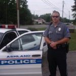 ashland Police Officer