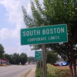 south boston city limits